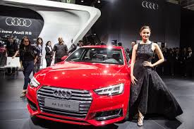 audi a4 modified new 2016 audi a4 gets showcased for india 2016 auto expo