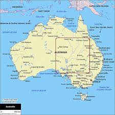 map of aus aus maps australia major tourist attractions maps