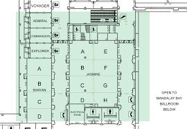 mandalay bay convention floor plan u2013 floor matttroy