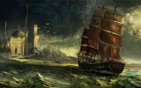 pirate sail wallpapers wallpapers for e pirate ship wallpaper visual art folio board hd