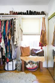 No Closet Solution by Clothes Hanging Solutions For Small Spaces My Web Value