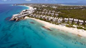 Anguilla Map Anguilla Beachfront Resort Introduces Special Offers For Fall And