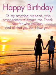 birthday cards for husband birthday greeting cards by davia