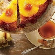 honey pineapple upside down cake recipe pineapple upside