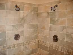 matte beige panel for shower stall bathroom tile design ideas for