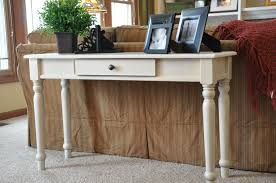 Pottery Barn Sofa Tables by Decorate Living Room With Behind Sofa Table Babytimeexpo Furniture