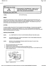 official 2011 2014 mt 82 manual shifting problems page 2