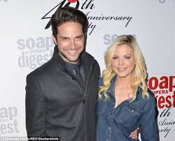 gh maxies hair feb 13th 2015 general hospital s kristen storms and brandon barash are divorcing