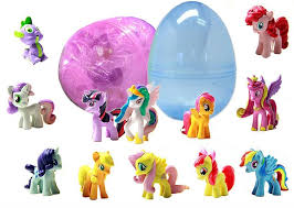 Mlp Easter Eggs New My Pony The Jumbo Easter Egg Pack Available On