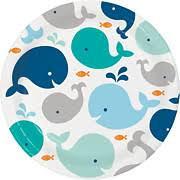 baby shower whale theme blue whale baby shower party decorations and supplies ezpartyzone