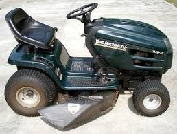 2002 mtd yard machine 42 u0027 deck lawn mower for sale in