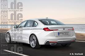 next gen bmw 3 series renderings show a radical design change