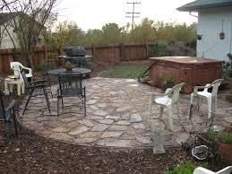 thyme lawn and flagstone patio habitat gardens