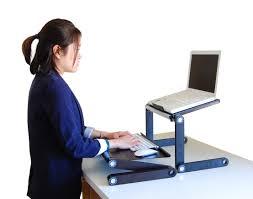 Alternative Desk Ideas Best Ergonomic Stand Up Desk Hostgarcia