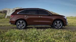Acura Mcx Acura Mdx 2018 Sport Hybrid 3rd Row Luxury Suv Acura