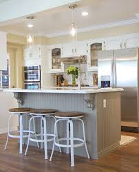 white kitchen marble counter tops white chalk paint cabinets