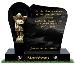 baby headstones for small grotto headstone gravestones