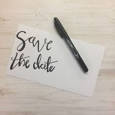make your own save the date how to make your own save the date cards be creative daily