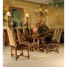 Spanish Style Dining Room Furniture Tuscan Dining Room Sets Alliancemv Com