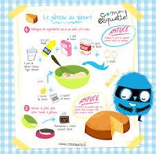 activité cuisine recette gâteau yaourt le yaourt recette gateau et découvrir