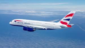 british airways black friday flights to washington was book now with british airways