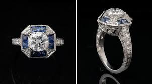 sapphire engagement rings meaning non traditional engagement rings what the sapphire symbolizes