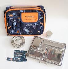 Pottery Barn Planetbox Planet Box Lunch Ebay