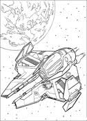 the clone wars coloring pages free coloring pages