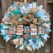 shop coastal wreath on wanelo