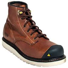 california boot keen utility boots s brown 1007036 wedge sole eh work boots