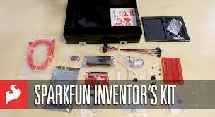 sik guide arduino sparkfun inventor u0027s kit youtube
