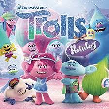 trolls holiday amazon music
