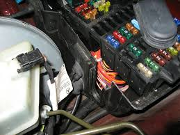 air buzzer wiring diagram for 2001 international garbage truck