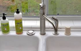 how to install kitchen faucet with pull ideas also replace picture