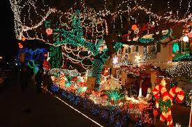 christmas lights limo in seattle area