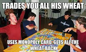 Meme Board Game - ugh dick move the 22 easiest ways to destroy any friendship