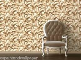 3d crushed velvet silk effect feature wallpaper red ivory black