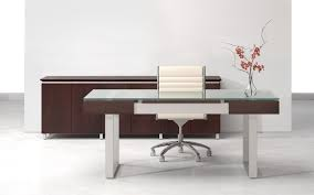 idabel dark brown wood modern desk with glass top famous ideas secretary desk for sale charm contemporary office