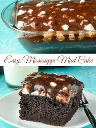 mississippi mud cake a southern favourite for kids of all ages