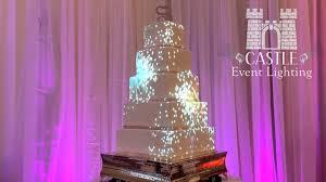wedding cake bandung 3d projection mapping on wedding cake