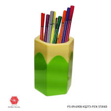 Pencil Holder For Desk Buy Online Plastic Pen Holder Multilevel Desk Stationery Corporate