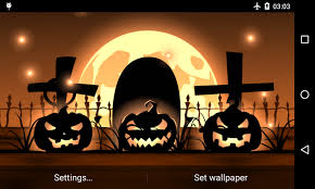 Best Halloween Light Show Halloween Live Wallpaper Android Apps On Google Play