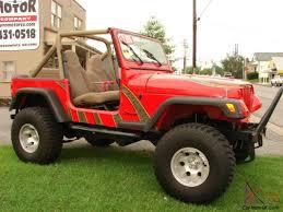 jeep wrangler v 8