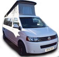vw minivan 2015 vw campers white arches