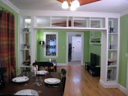 kitchen and dining room dividers kitchen wood dining nook design