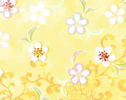 spring flower pattern free ppt backgrounds for your powerpoint