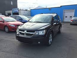 dodge journey r t awd auto a c leather mags blue 2010 noir