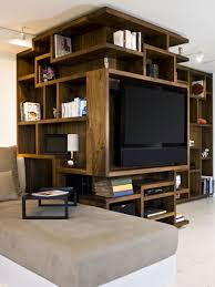 Dark Wood Bookshelves by Interior Exquisite Ideas In Decorating Bookshelf Designs Using
