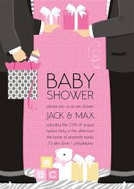 baby shower for couples baby shower invitations breathtaking looked in pink and
