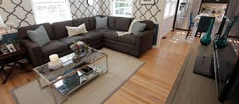 property brothers living rooms get the look property brothers bridget tom s living room
